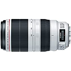 Canon EF 100-400mm f/4.5-5.6L is II USM SLR Téléobjectif Noir, Blanc - Lentilles et filtres d'appareil Photo (SLR, 21/16, Téléobjectif, 0,98 m, Canon EF, 4,5-5,6)