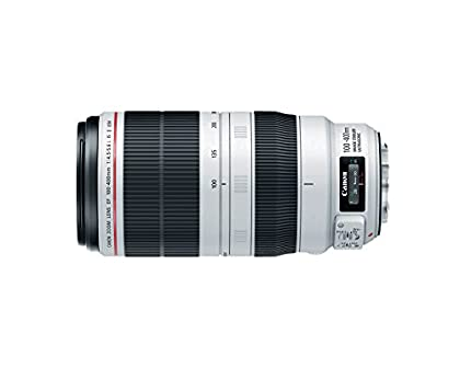 Canon EF 100-400mm f/4.5-5.6L IS II USM - Objetivo (Telefoto, SLR, 21/16, Auto, 4,5-5,6, 100-400 mm)