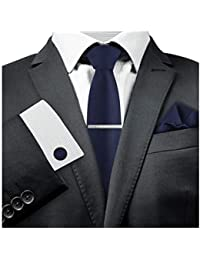 Amazon.fr   Cravate - Bleu   Cravates   Cravates 5cbcab3c340