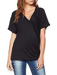 MAMALICIOUS Mldina Petit Tess S/S Jersey Top Nf. a, Camiseta de Tirantes Premamá para Mujer