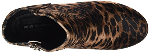 Stivali Da Donna Mtng Flash Marrone (leopardo Marron)