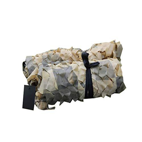 sh-Netz mit Ropes für Sunshade Duck and Deer Jagdvorhänge Dekoration Camping Thema-Partei-CS Spiel Wald Sonnenschutznetze ()