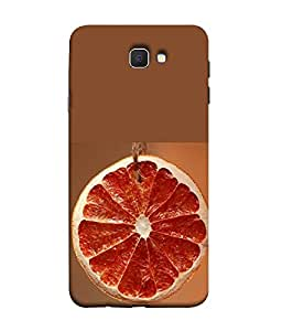 FUSON Designer Back Case Cover for Samsung Galaxy J5 Prime (2016)::Samsung Galaxy On5 (2016) (Brown Colour background Fashion gents Ladies Body sprays cents)