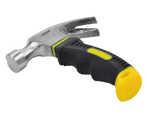 Rolson 11201 8 oz Stubby Claw Hammer