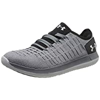Under Armour UA Slingride 2, Men's Men Sneakers, Grey (Grey 106), 8.5 UK (43 EU)