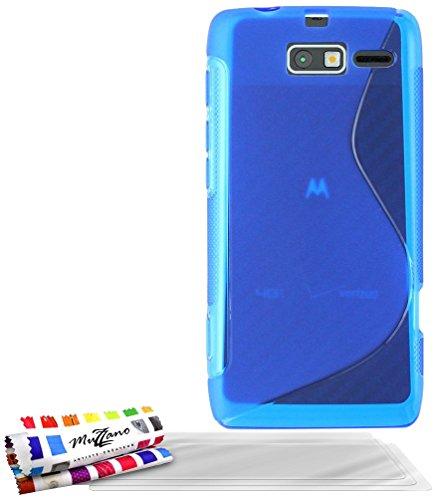 coque-souple-ultra-slim-motorola-razr-i-xt890-le-s-premium-bleu-de-muzzano-3-films-de-protection-ecr