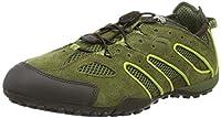 Geox UOMO SNAKE J U4207 Herren Sneaker b...