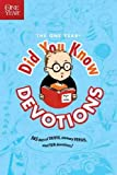 [(The One Year Did You Know Devotions)] [By (author) Nancy S Hill] published on (December, 2009)