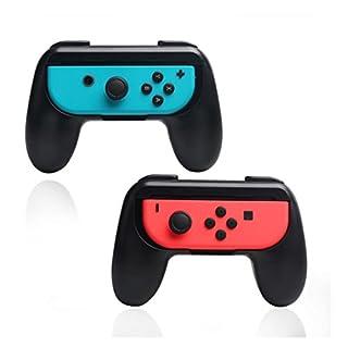 AIBULO® Nintendo Switch Joy-Con Controllers Handle, 2 Pack Verschleißfest Controllers Handle für Nintendo Switch