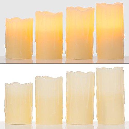 4bougies-led-en-cire-vritable-avec-minuterie-et-tlcommande-4ou-6heures-minuterie-blanc-ivoire-beige-