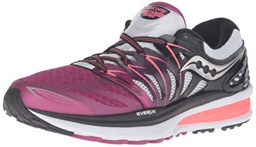 Saucony Mujer Hurricane ISO 2 W\' Entrenamiento y Correr Multicolor Size: 38