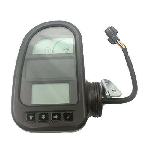 SINOCMP 1145086420DE   Monitor Excavador con programa (1 año de garantía, para Volvo Monitor EC240B EC240BLC)
