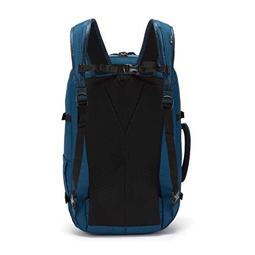 Pacsafe Venturesafe EXP45 Anti-Diebstahl Rucksack, Reiserucksack, Trekking Rucksack, Wanderrucksack mit Sicherheitstechnologie, 45 Liter, B...