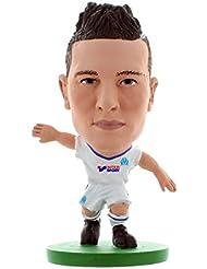 SoccerStarz - SOC747 - Marseille Florian Thauvin - Le Maillot Officiel - Figurine