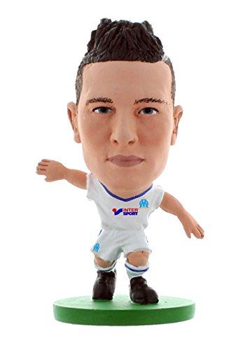 Soccerstarz - 400828 - Figurine Sport - Officiellement Autorisé De Florian Thauvin Dans Le Maillot Officiel Du Om Marseille