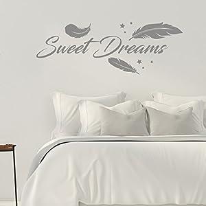 Wandtattoo Schlafzimmer Grau günstig online kaufen | Dein Möbelhaus