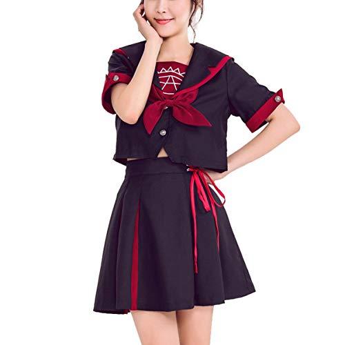 YCLOTH Damen Cosplay Kostüm Dirndl Kleid Bluse Schürze Festival Party Kleid 2019 Damen schönes Französisch Halloween Kleid (2019 Rock Der Halloween-kostüm)