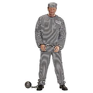 WIDMANN Disfraz de Adultos gefangener