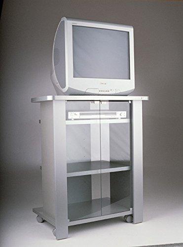 Mobile TV-Wagen Wega 74Silver (Wega-tv)