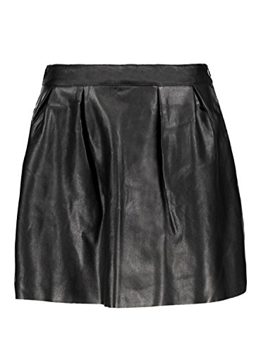 Faux leather skirt onlSACHA by Only Noir