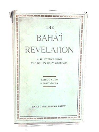 The Baha'I Revelation