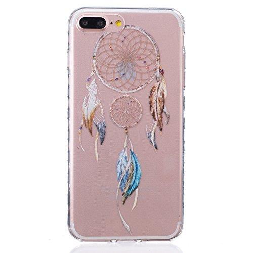 Pour Apple iPhone 6 Plus (5,5 Pouces) Coque ZeWoo® Étui en Silicone TPU Housse Protecteur - BF090 / Un Ours Bleu BF078 / Le Capteur De Rêves