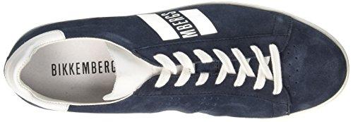 Bikkembergs Words 860, Sneakers basses homme Bleu