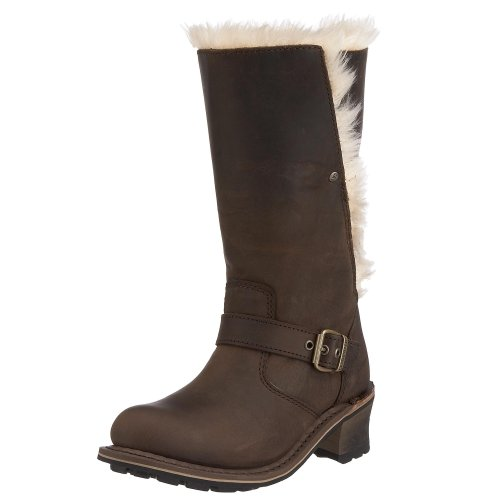 CAT Footwear Anna, Women's Boots, Fern, 5 UK