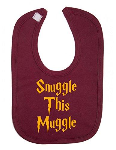 Snuggle CE Quidditch bébé Bavoir