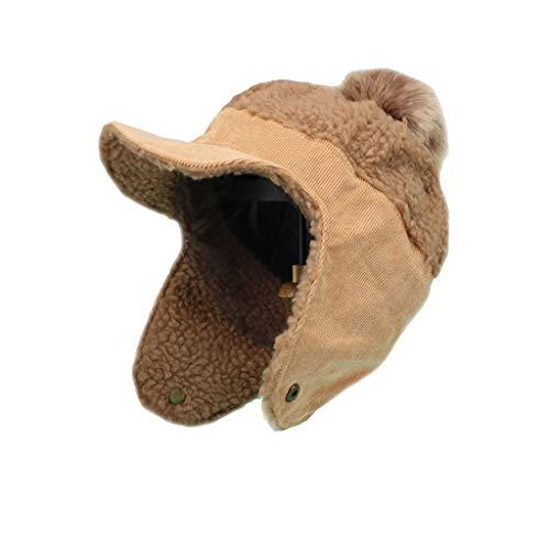 Nosterappou Ce Bonnet d'extérieur Chaud et décontracté Convient aux Jeunes et Peut être Assorti à Tout Type de vêtement.