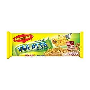 Maggi 2 Minutes Noodles, Vegetable Atta, 320g