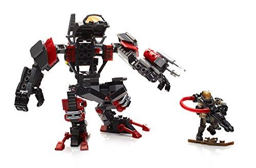 Mega Bloks Halo Incinerator Cyclops Building Kit