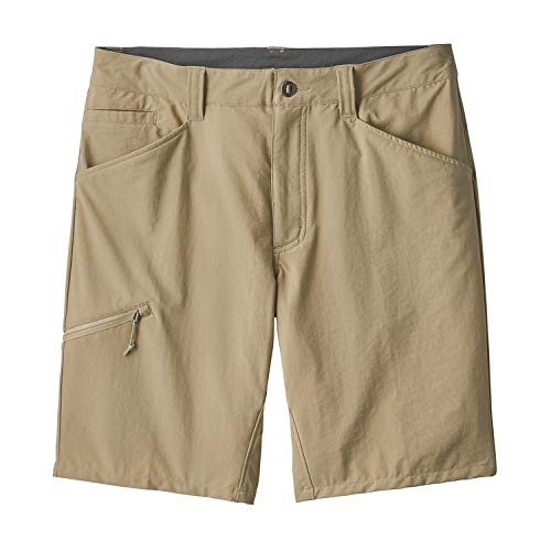 Patagonia M 'S Quandary 10in, Shorts M Kakigrün (EL Cap Khaki) -