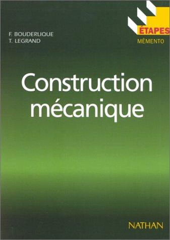 Collection étapes : construction par R. Bouderlique, T. Legrand, Collectif