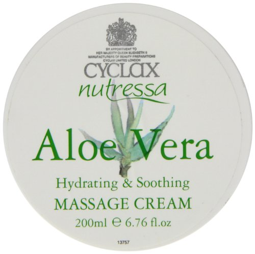 Cyclax Nutressa Aloe Vera Massage Cream 200ml