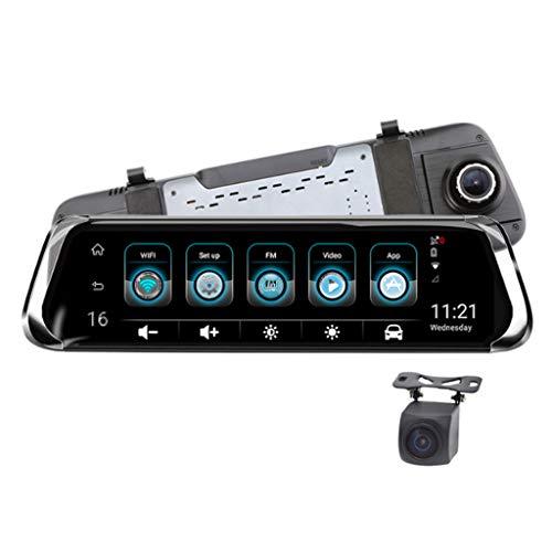 HAOHOAWU 1080P Full-HD-Auto-Kamera, Spiegel-Schlag-Nocken 10
