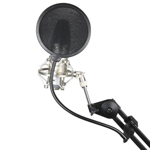 LD Systems D 910 - Filtro antipop para micrófonos