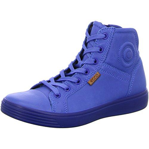 ecco ECCO S7 TEEN 780003/01128 enfant (garçon ou fille) Bottes Bleu - Cobalt
