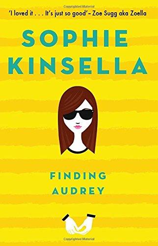 Finding Audrey (Corgi Childrens)