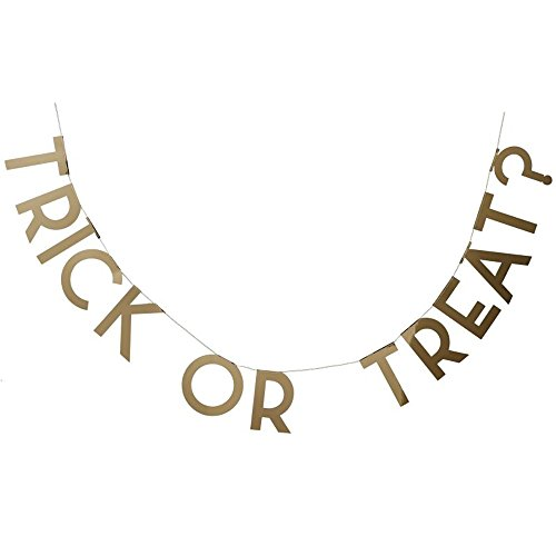 Treat Dekorationen Or Trick (Girlande