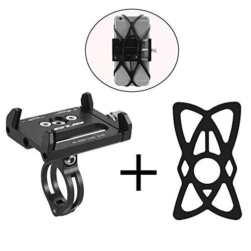 Lixada GUB Mountian Bike Teléfono Montar Universal Ajustable de Bicicletas de Teléfono Celular GPS...