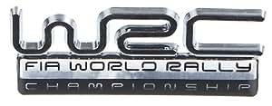 WRC 007342 Mini Logo Chromé 65 x 29 mm