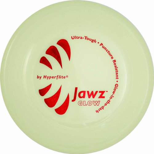 Hyperflite Jawz Disc, 8–3/4-inch, Glow-in-The-Dark