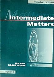 Intermediate Matters: Tchrs'