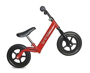 Brilrider AF Balance Bike - (Red)
