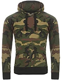 b05d4df28e39 Amazon.fr   camouflage - Sweats à capuche   Sweats   Vêtements