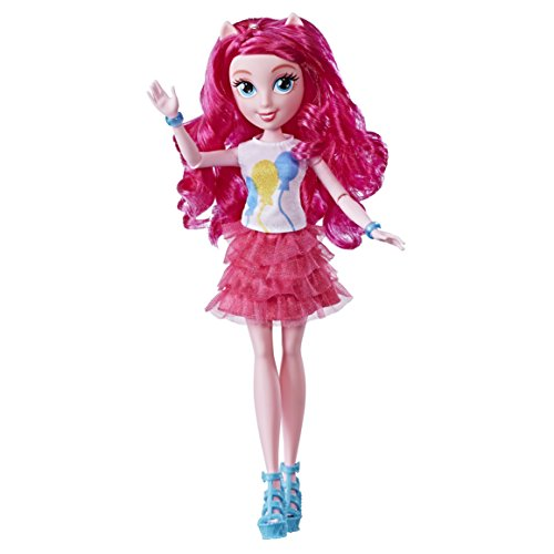 My little Pony e0663es0 Equestria Girls Pinkie Pie Classic Style Puppe