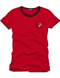 Star Trek Herren T-Shirt Uniforme
