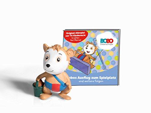 Preisvergleich Produktbild Boxine 10502-1033 - Tonie Bobos Ausflug zum Spielplatz, Lernspielzeug