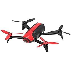 Parrot - Drone Quadricoptère Bebop 2 - Rouge/Noir